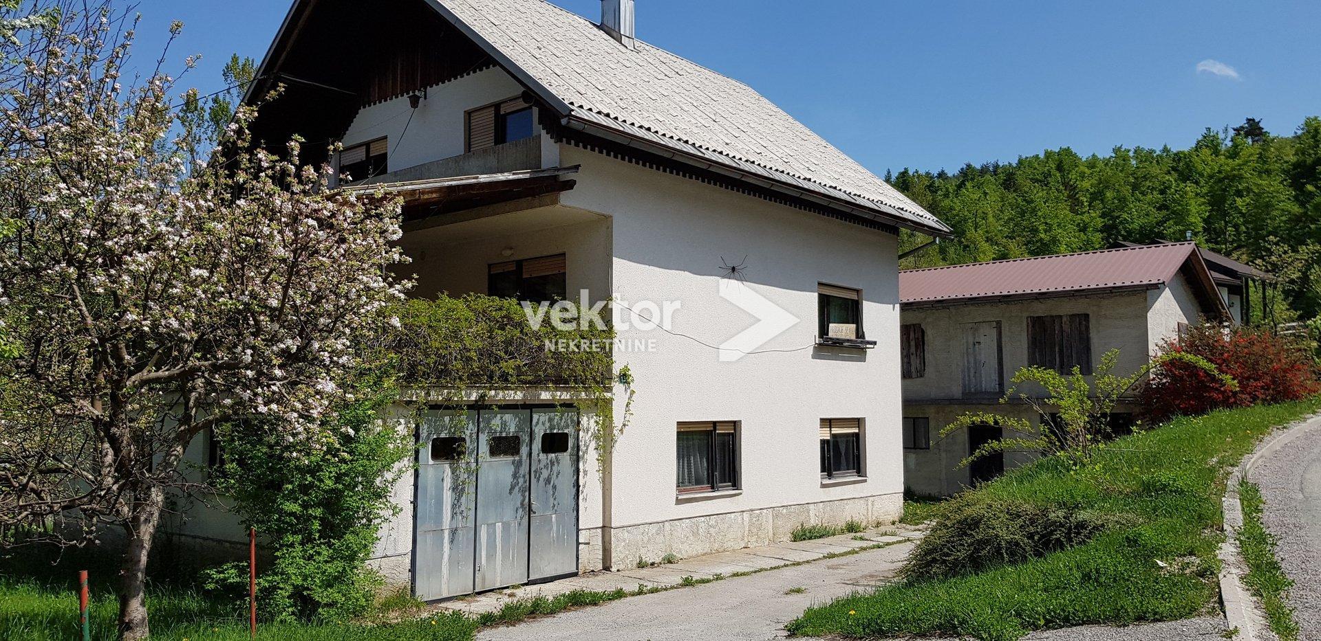 Haus Gerovo, Čabar, 122m2