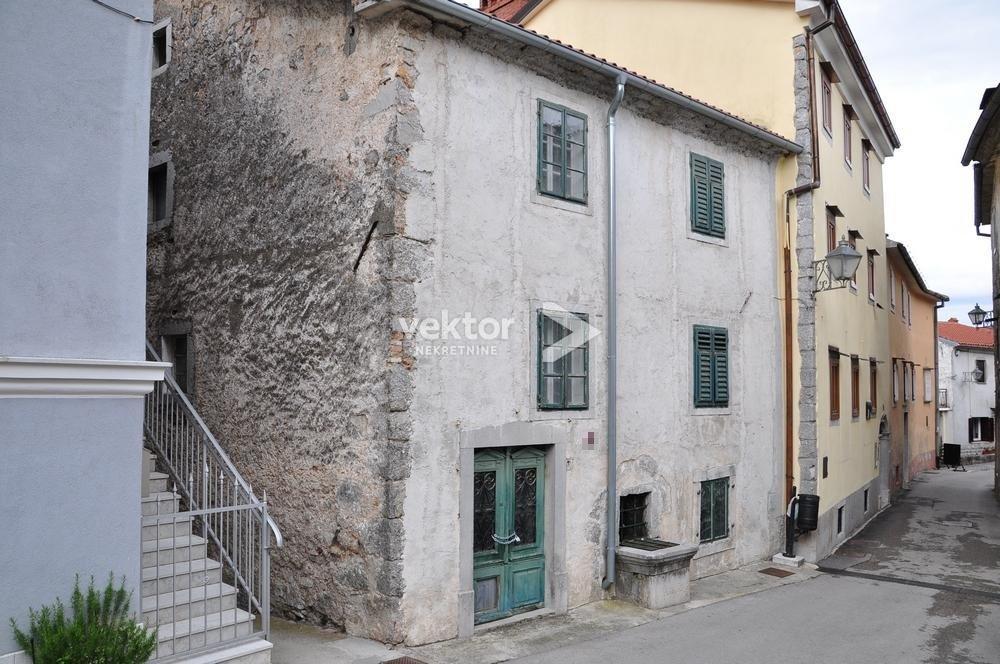 Kuća, Kastav, 210m2, starina u gradskoj jezgri