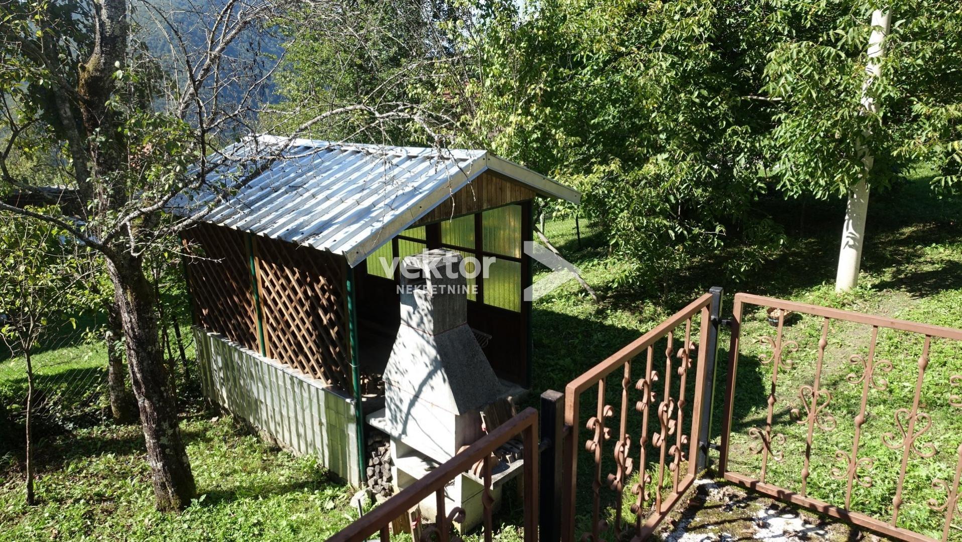 Haus Radočaj Brodski, Delnice, 70m2