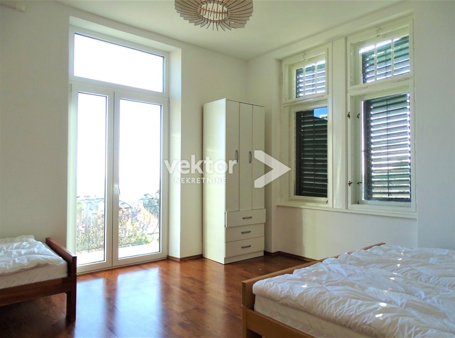 Stan, Opatija, 110m2, 4-soban, dva balkona