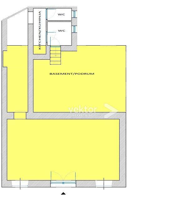Poslovni prostor, Centar, 90m2, višenamjenski