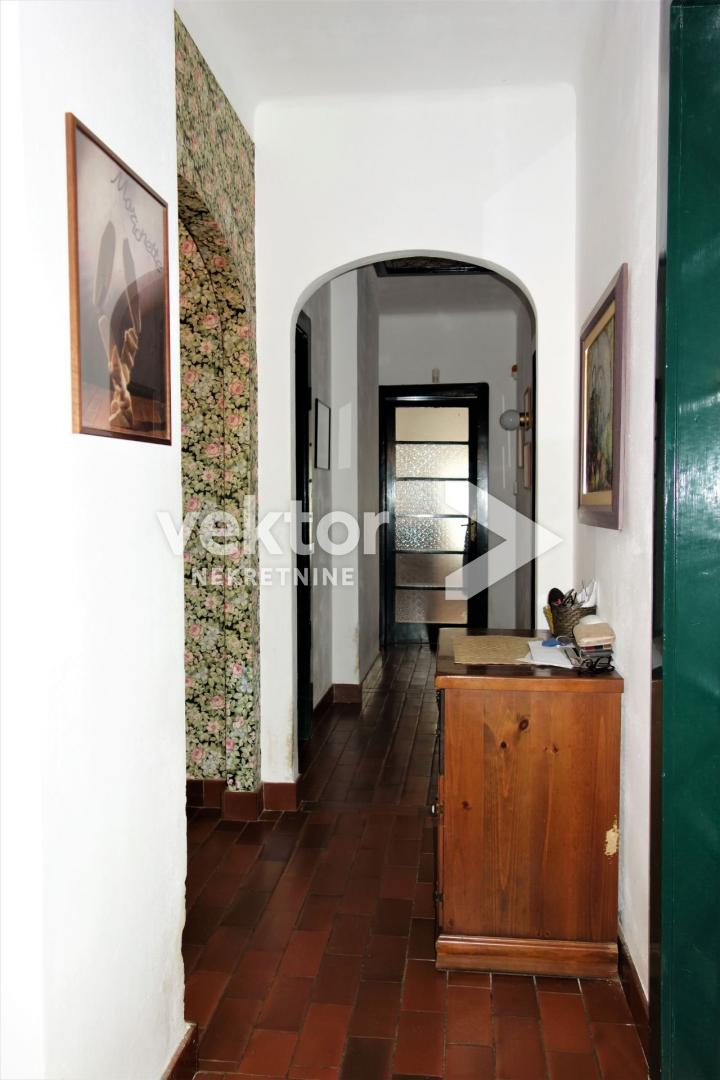 Belveder, etaža, 122m2, 5-soban stan s okućnicom