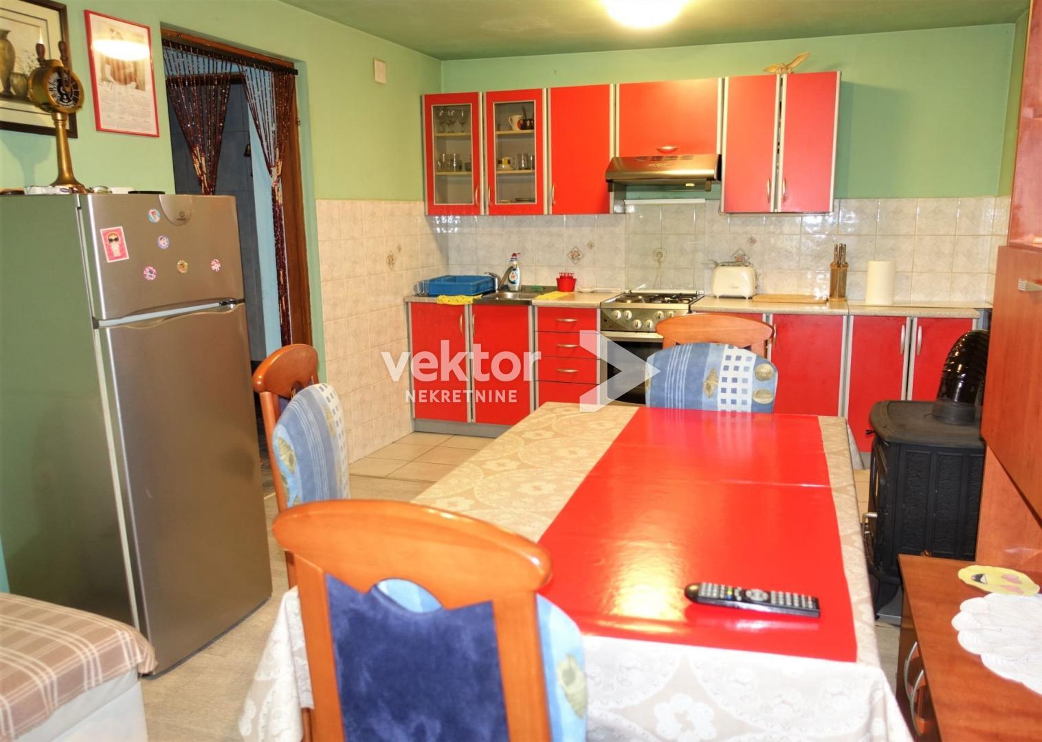 Kuća, Zlobin, 100m2, 75.000€
