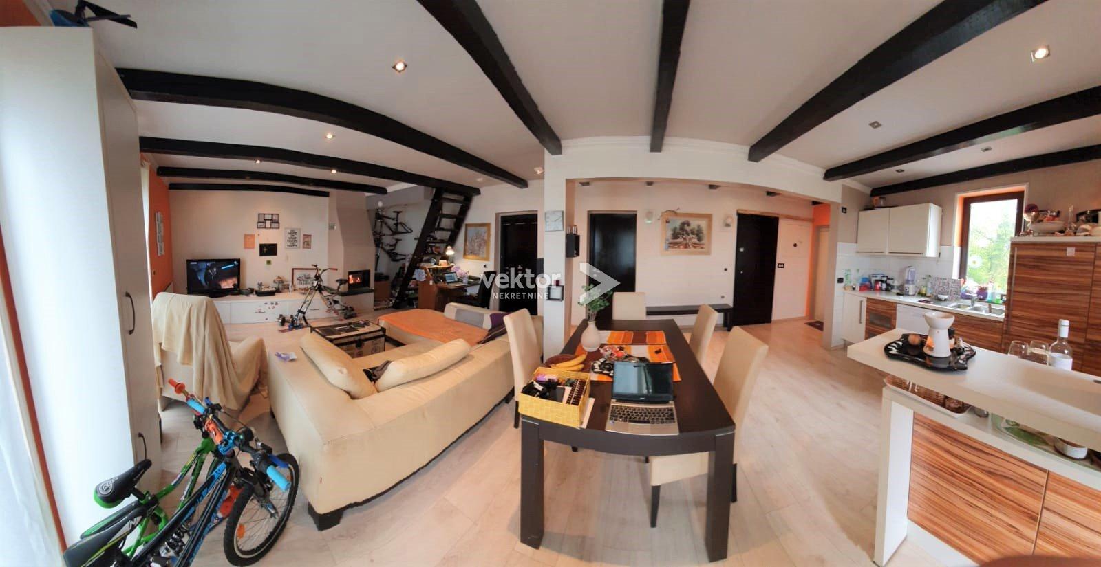 Appartamento Bregi, Matulji, 125,41m2