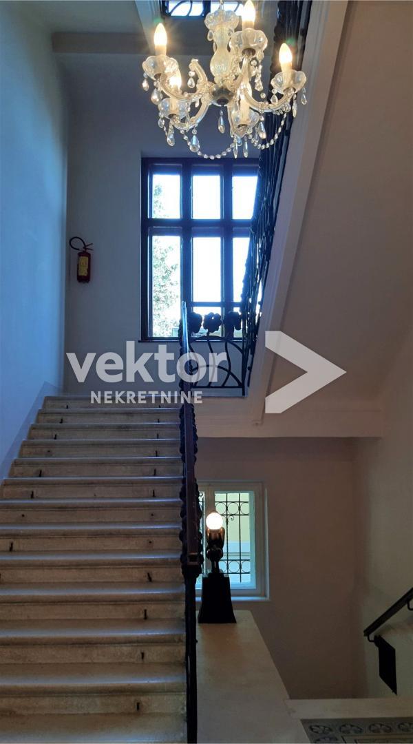 Opatija, etaža vile, 1.red do mora!