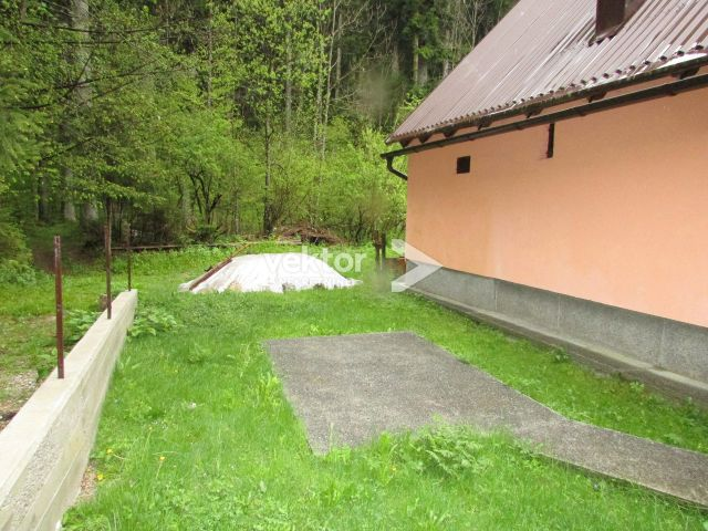 House Sunger, Mrkopalj, 72m2
