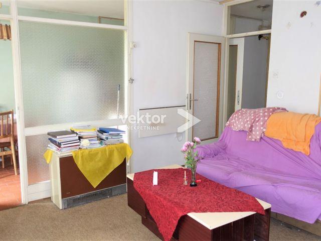 Appartamento Podmurvice, Rijeka, 54,65m2