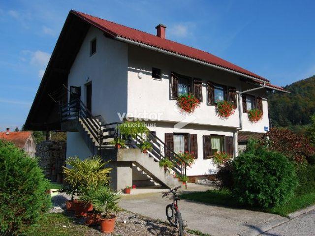 Casa Brod na Kupi, Delnice, 160m2