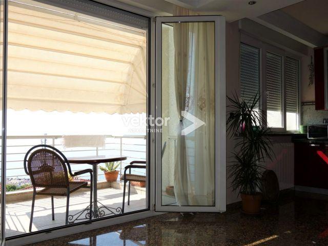 Stan, Kantrida, 162m2, 4s+db, terasa s pogledom na more
