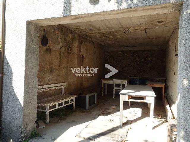 Gornja Drenova, starina sa 2213m2 okućnice, investicija