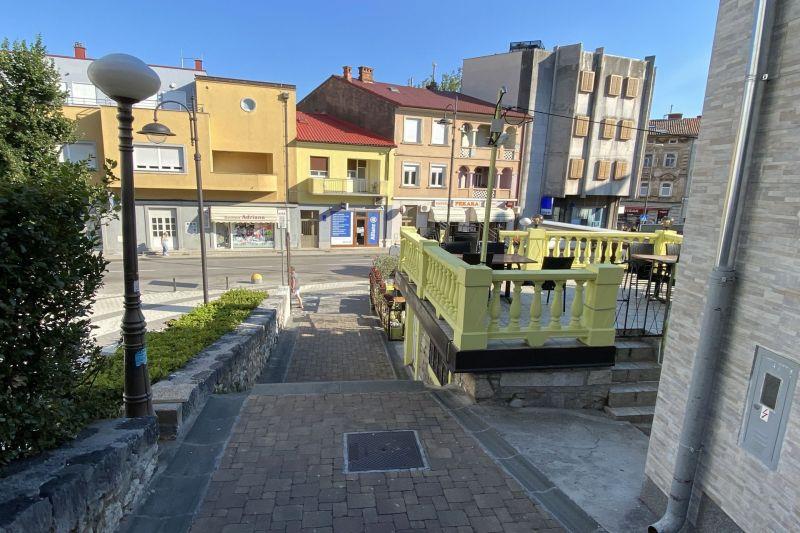 Crikvenica CENTAR, Trosobni stan 70 m2
