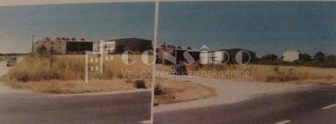 Građevinsko zemljište u mjestu Ševe, kraj Medulina - 1660 m2
