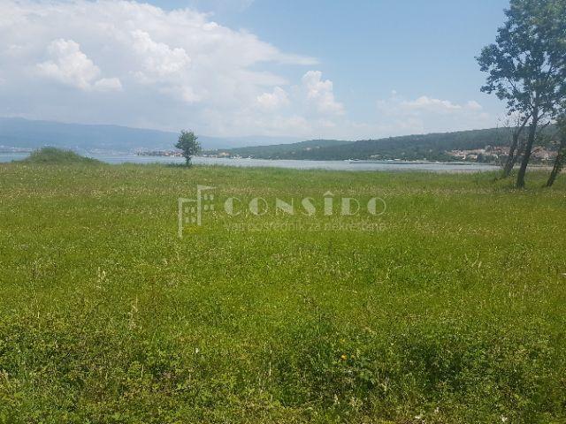 Grundstück Čižići, Dobrinj, 1.000m2