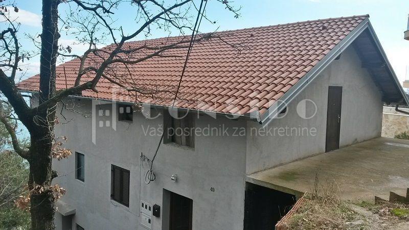 House Medveja, Lovran, 360m2