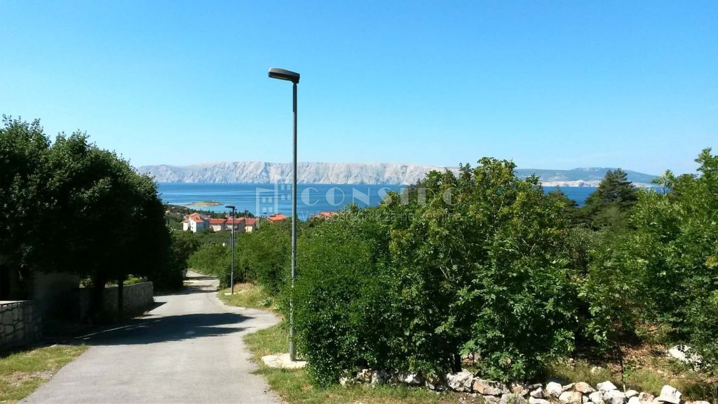 Novi Vinodolski, građevinsko zemljište 491 m2
