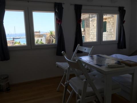 Split- Varoš- Pogled na more sa svih strana svijeta