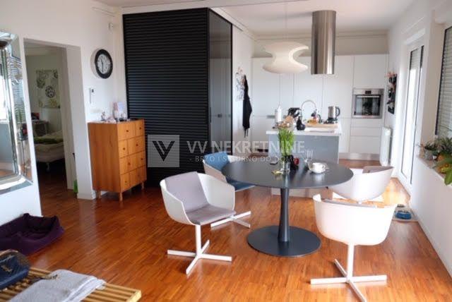 Marčeljeva draga  2S+DB -  predivan stan u novijoj zgradi s garažom
