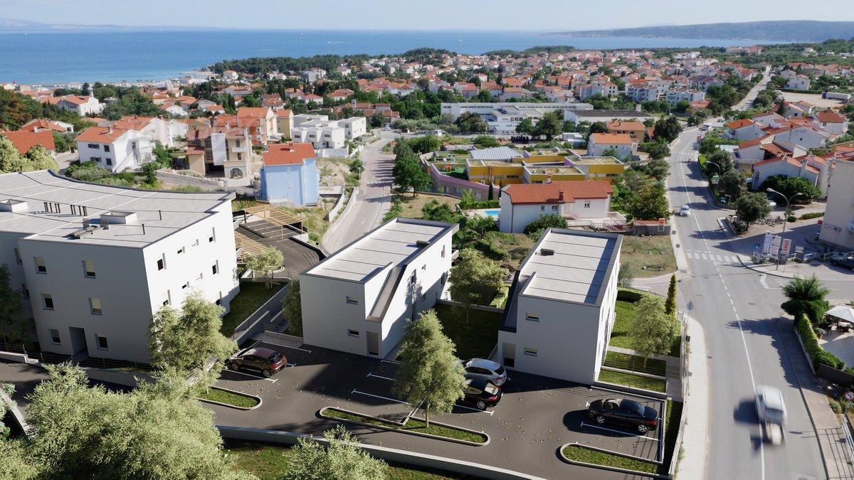 Krk Nuova Costruzione Moderno Appartamento Al Piano Terra Con Giardino Appartamento